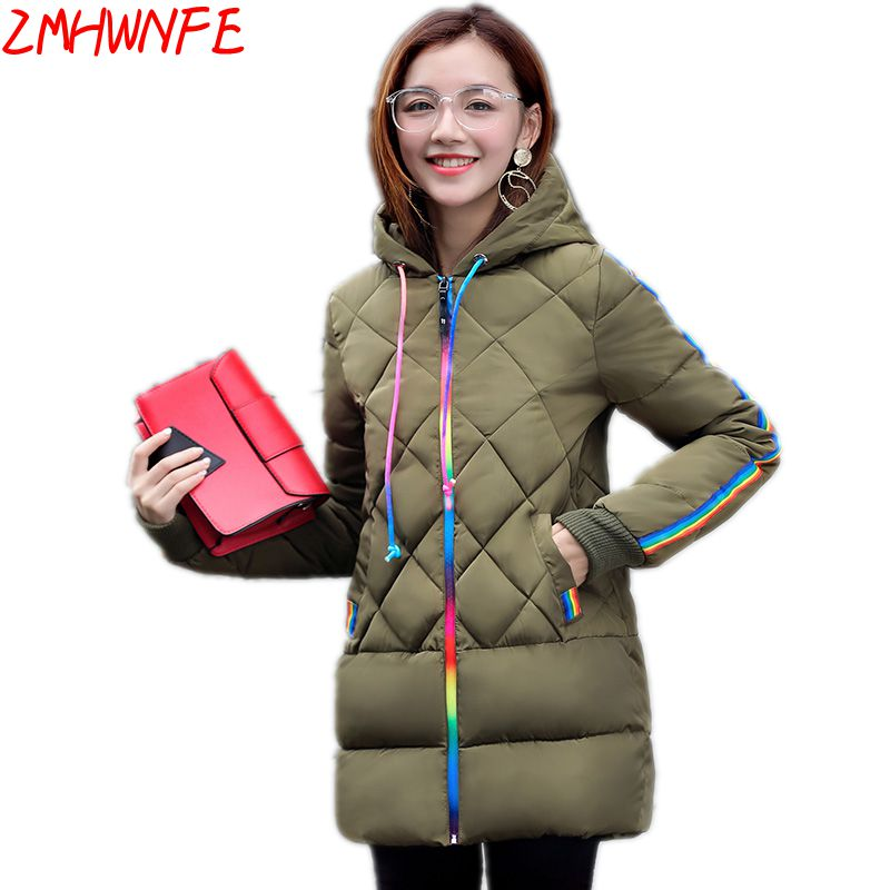 2017 Rushed New Full Solid Ukraine Winter Fashion In The Long Paragraph Thickening Cotton-padded Jacket Hooded Large Size Bread male thick in the long paragraph white duck pants cotton men s hair tie hats solid color large size men winter casual jacket