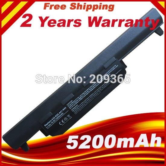 Ordinateur portable batterie a32-k55 pour asus a55 a55a a55d a55n a55v A75 A75A A75D K55 K55V K55VS R400 R400DR R400V R400VM R500