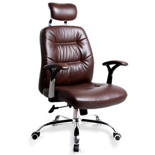 Simple Fashion Modern Computer Chair Home Office Chair Comfortable Headrest Lifting Seat Chair Heighten Backrest Lying Chair