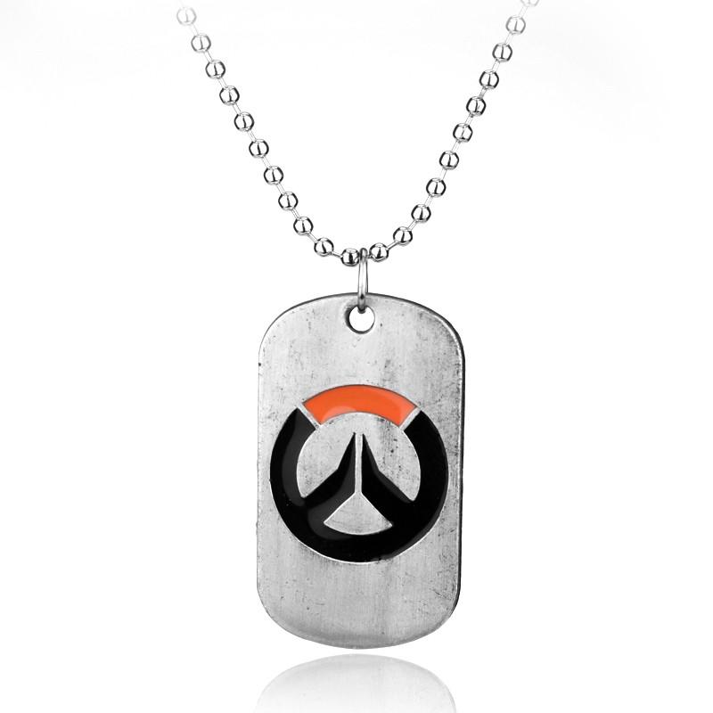 Overwatch Pendant Necklace