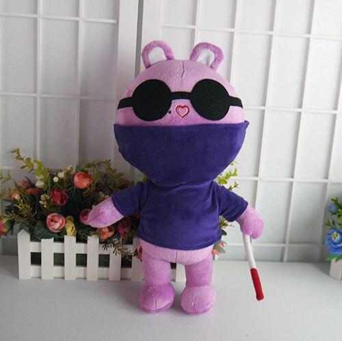 Плюшевая Кукла Happy Tree Friends, высокое качество, HTF, плюшевые игрушки, 40 см