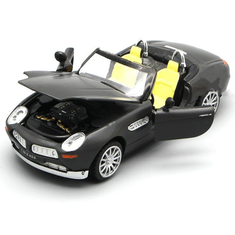 1:32 For BM.W Super Racing Car Model Convertible 2 Seater