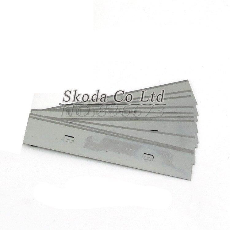 20pcs/lot Remove Glue Machine/Lcd Screen Separate Machine Electric Hot Blade High Temperature Blade For Lcd Refurbish Tool