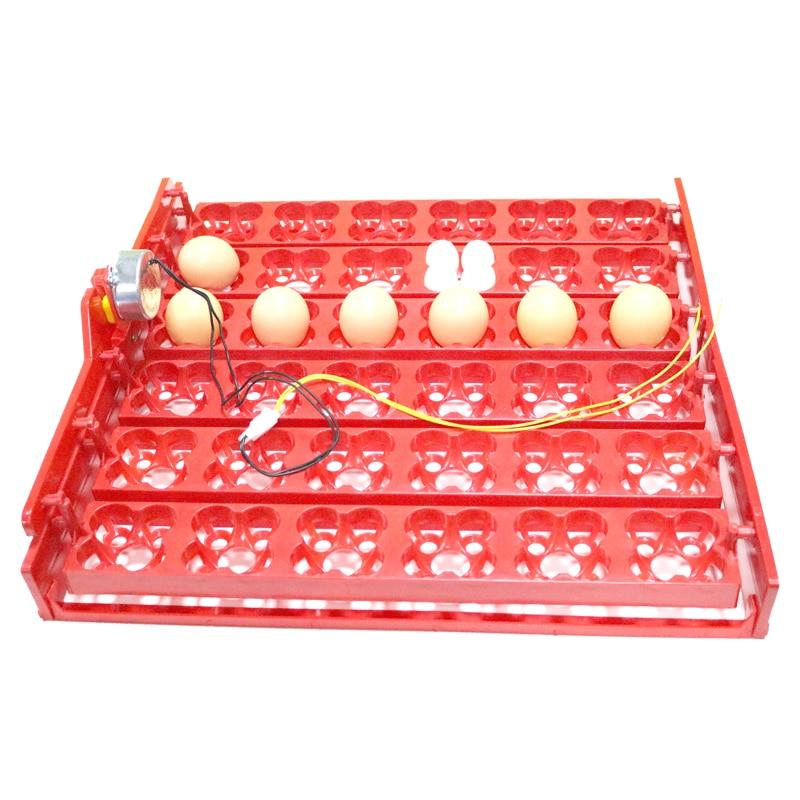 36 ovos/144 aves ovos incubadora bandeja galinhas 1/240 rpm ou 2.5 r/min patos e pombos e outras aves parrot codorna gooes