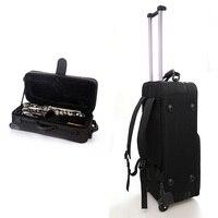BE чехол для саксофона Альта sax сумка портативный ветер инструмент сумка Sax тележка чехол мягкий черный рюкзак сумки Alto sach случае
