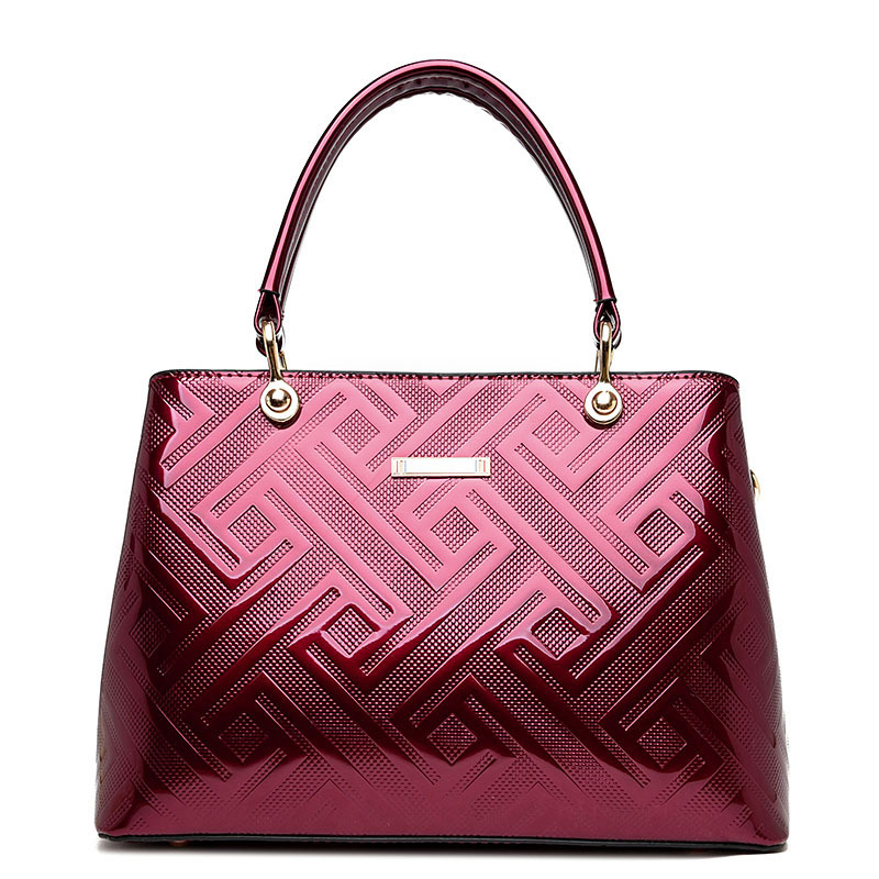 Luxury Handbags Satchels High Quality 2017 Fashion Summer Women Leather Famous Brands Bags Designer Bolsa Feminina Handbag Pink