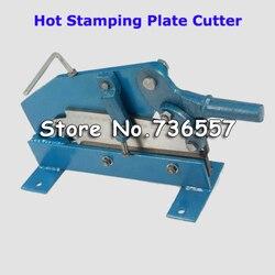Heißfolienprägung Lichtempfindliche Platte Schneidemaschine Photopolymer Platte Cutter