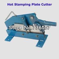 Hot Foil Stamping Photosensitive Plate Cutting Machine Photopolymer Plate Cutter