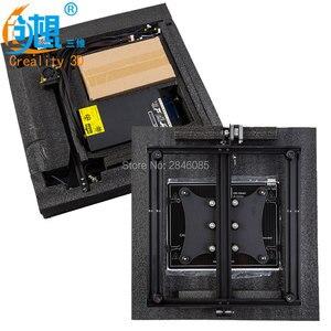 Image 4 - CREALITY 3D CR 10 מיני חצי התאסף אלומיניום 3D מדפסת ערכת הדפסת גודל 300*220*300mm לחדש הדפסה כיבוי פונקציה