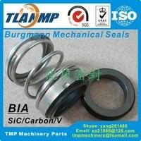BIA 30 Burgmann Mechanical Seals 30x45x34 5mm BIA Series Rubber Below Shaft Size 30mm For Boat
