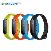 SMARCENT Y2 Plus Smart Band Pulse Heart Rate Fitness Activity Tracker Smart Bracelet Sleep Monitor Band