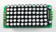 75V/220UF*68pcs RUBYCON YX Rectifier filter power supply board KIT