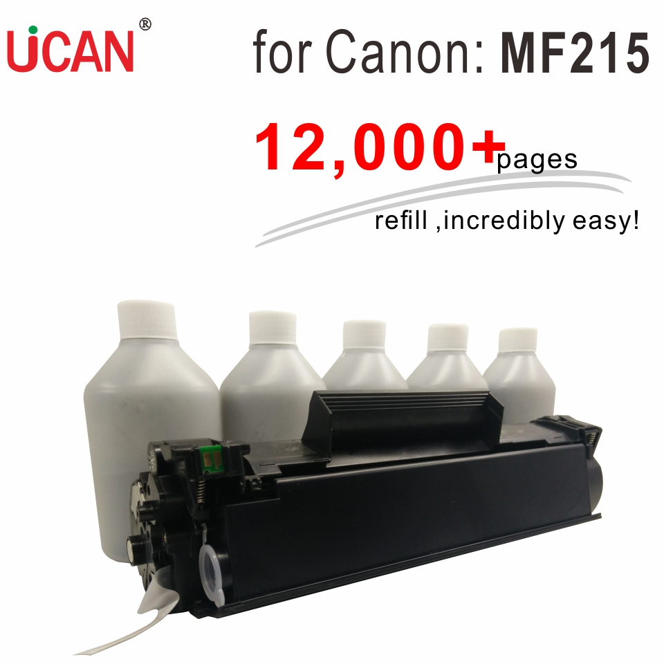 UCAN 737AR(kit) for Canon MF215 Printer Cartridge 737 317 Printer Toner Cartridge 12,000 pages color toner for canon irc 2620 3200 3220 printer laser for canon gpr 11 npg 22 toner cartridge for canon irc 3200 3220 cartridge