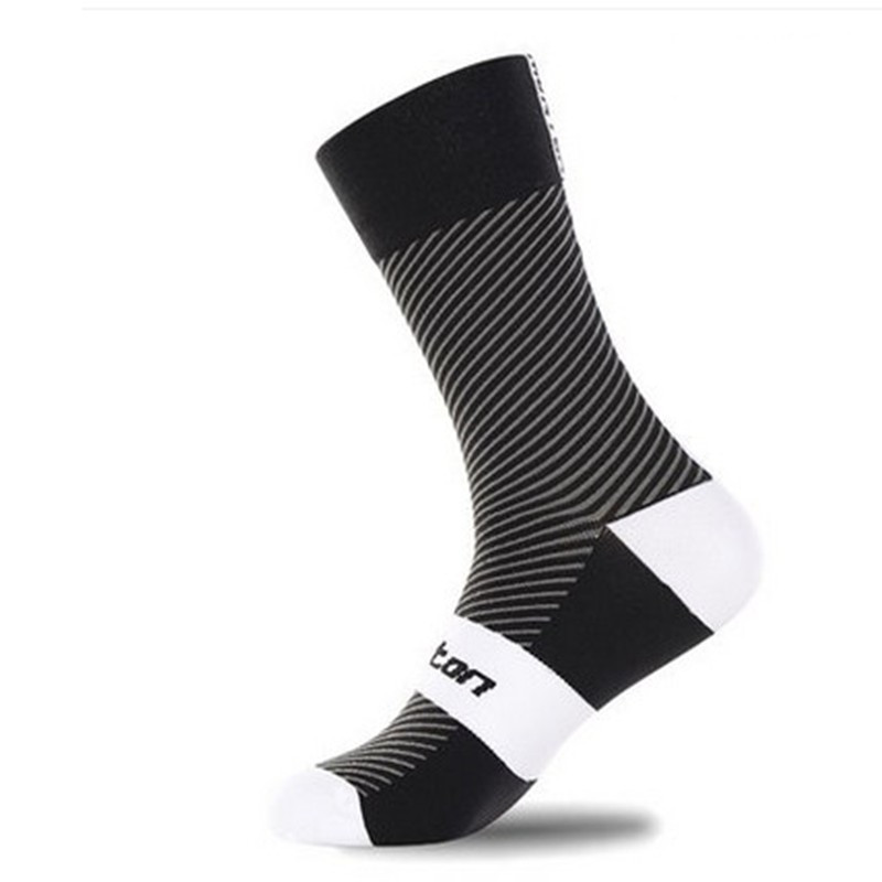 Ventilation Professional High quality brand sport socks Breathable Road Bicycle