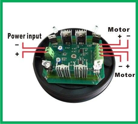 DC12V Двухосевое солнечной трекер контроллеры солнцем