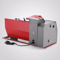 Mini torno de metal que gira a máquina diy kit de ferramentas de madeira trituração de metal perfurador quente|mini metal lathe|metal lathe|the lathe -