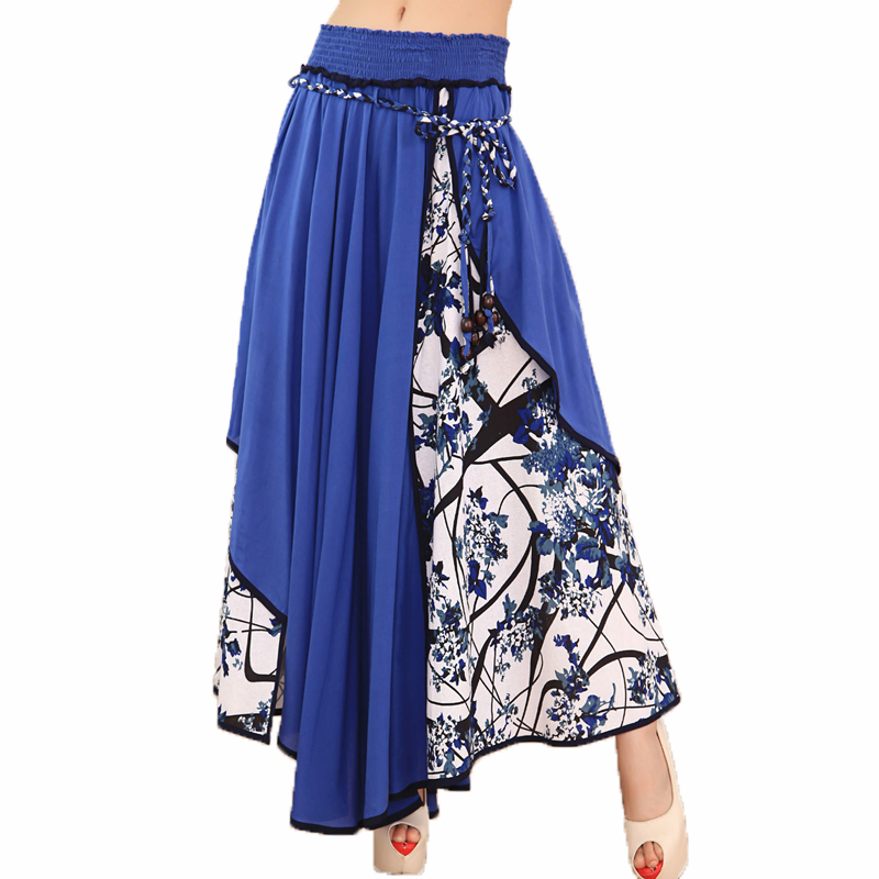Compare Prices on Patchwork Maxi Skirt- Online Shopping/Buy Low ...