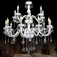 Crystal Chandelier Lights LED Chandelier Lighting Lustres De Cristal Lamparas De Techo Colgante Moderna Luminaire Lights