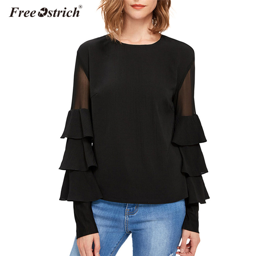 97c8f7028fa Free-Ostrich-High-Quality-Fashion-Blouse -Women-Ruffles-Long-Sleeve-Spliced-Lace-Chiffon-Blouse-Autumn-Women.jpg