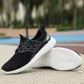 Black White Men Casual Shoes 2016 Unisex Trainers Breathable Summer Sport shoes Shoes Men Couples Shoes mesh lovers shoes