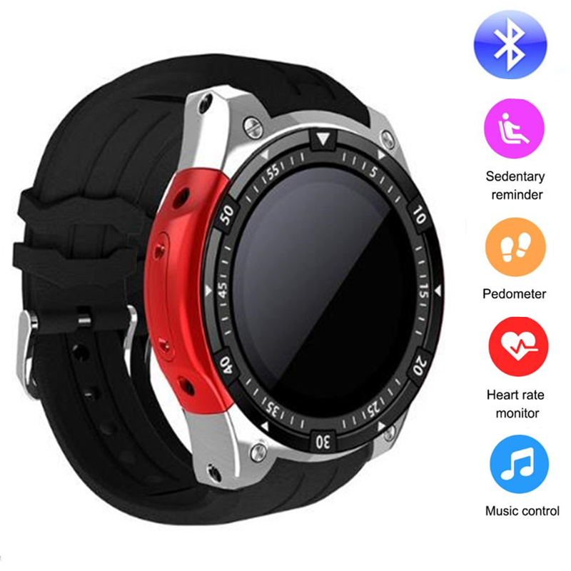 2018 new arrive smarwatch 3G GPS WIFI smart watch support Facebook WhatsApp VS A1 Y1 Q18 DZ09 KW18 wearable device smart watch q18 gold
