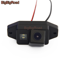 BigBigRoad  For TOYOTA Land Cruiser LC J 100 LC100 J100 1998 1999 2000 2001 2002 2003 2004 2005 Car Rear View Parking CCD Camera