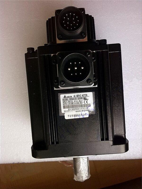 ECMA E21315RS 130 мм 1.5kw 1500 Вт 2000 об./мин. серводвигатель переменного тока 220 В 7.16NM 8.3A Новый в коробке