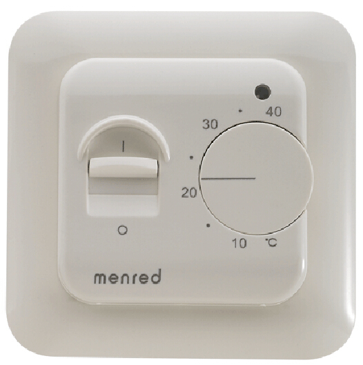 Floor heating thermostat / electric heating thermostat / RTC70 mechanical thermostat floor heating thermostat temperature control switch electric film thermostat electric geothermal uth 170r