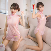 2019 new sexy porn product chinese cheongsam uniform erotic costumes monopoly game sex game cosplay sexy lingerie exotic apparel
