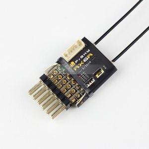 Image 3 - FrSky récepteur de télémétrie RX4R/RX6R 6/16, Original, conçu pour les planeurs, ultra petit et super léger, sortie 6 pwm