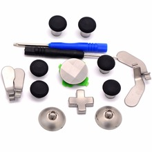 Swap Thumbsticks Full Set for Xbox One Controller Replacement Parts fits for XBox One Elite Controller Accessories Kit