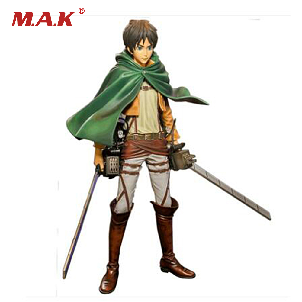 The Attack On Titan The Ellen Yeager and Maneuver Device MSP Master Stars Cartoon Anime Action Figures Toys Gifts Collections 2