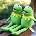 Kermit the Frog The Muppet Show   2015 Kermit plush toys Sesame Street doll animal Kermit Toy plush frog doll holiday