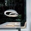 Design By Ferrucio Laviani Foscarini O-espaço de Suspensão Lâmpada Pendente Luz Luminária