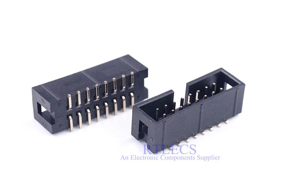 5 colores 2,8mm conector plano Instalación hembra 2mm einpressversion 10 unidades en el set