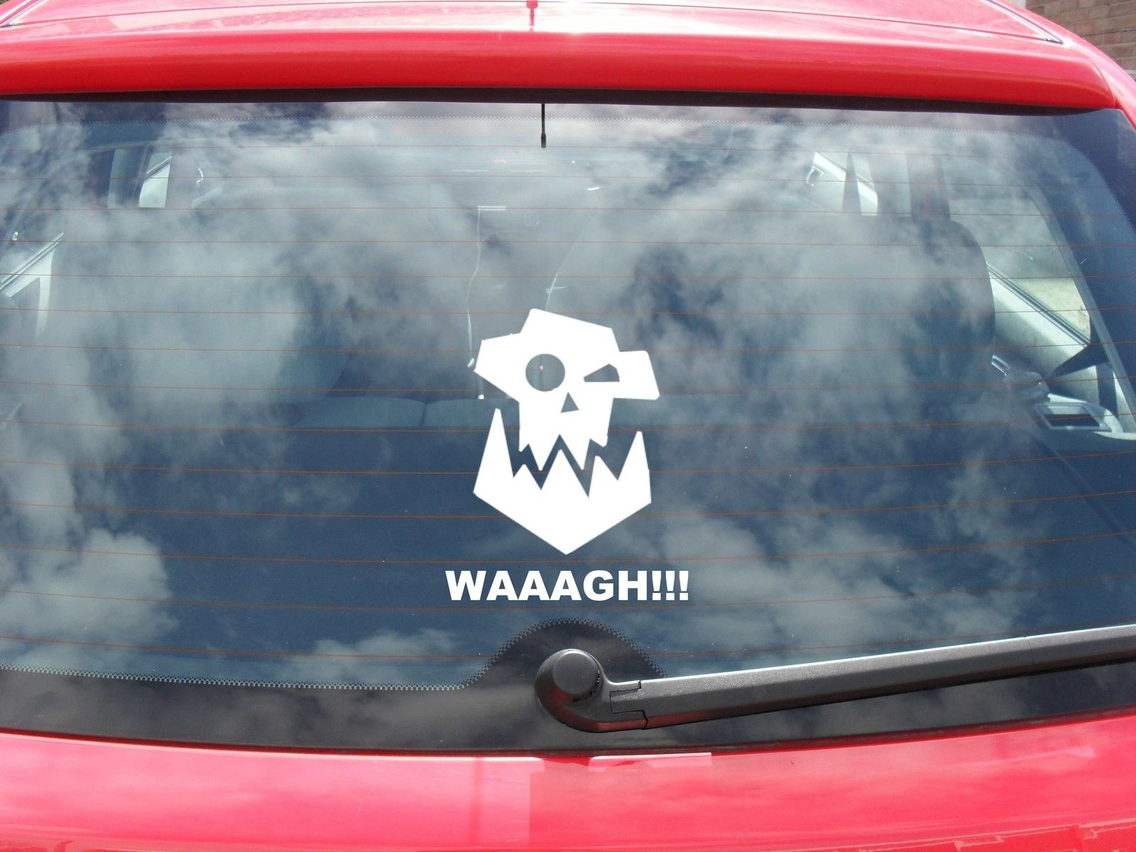 inqusition warhammer 40k decal sticker car window wall laptop