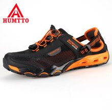 d0d31de38d7f new arrival outdoor hiking shoes sapatilhas mulher trekking men randonnee  scarpe uomo women wading upstream breathable mesh