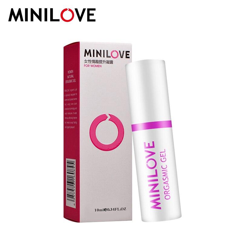 Aphrodisiac Woman Minilove Orgasmic Gel For Sex Love Climax Spray, Enhance Increase G-spot Female Libido Exciting Sex Products
