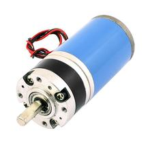 UXCELL DC 24V 980RPM 8mm Shaft Dia Planetary Gearbox Reduction Motor TJX45RN5.2i-ZX8001 For Treatment Apparatus Safe Box Robot