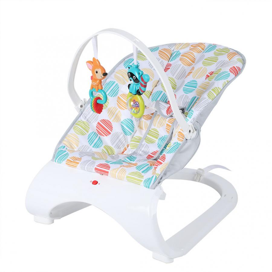 Infant Baby Rocker Electric Rocking Chair Cradle Newborn Comfort Vibration Rocking Chair Soothing The baby s Infant Baby Rocker Electric Rocking Chair Cradle Newborn Comfort Vibration Rocking Chair Soothing The baby's Artifact Sleeps