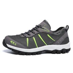 Image 2 - ZIMNIE erkekler yaz nefes rahat hava örgü ayakkabı erkekler rahat eğitmenler ayakkabı erkek Out yürüyüş ayakkabısı büyük büyük boy 39 ~ 48