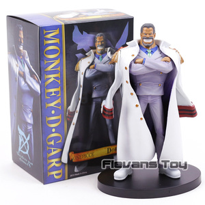 One Piece DX Title of D Monkey D .Garp PVC Figure Toy OnePiece Collection Model Figurine(China)