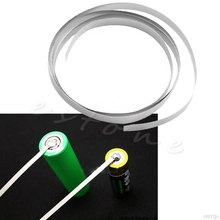 1 шт. 1 м 8 мм x 0.15 чистый Ni пластина никель полоска для Li 18650 батареи точечной сварки новый Прямая поставка