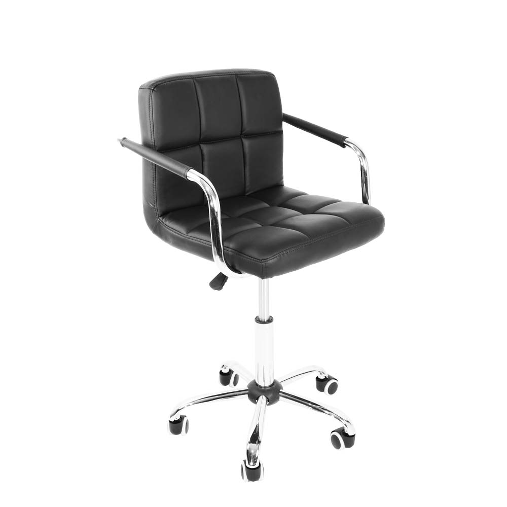 Swivel Office Chair Exclusive Chair Tilt Control Gas Lift 6 Plaid With Armrest HOT SALE 240337 ergonomic chair quality pu wheel household office chair computer chair 3d thick cushion high breathable mesh