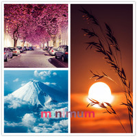 High Quality 5D DIY Diamond Painting Beautiful Landscape Picture Cross Stitch Home Decoration Gift