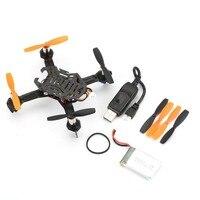 F110S Micro Racing Drone Mini Quadcopter UAV with R8FM Receiver Carbon Fiber Frame High Speed BNF
