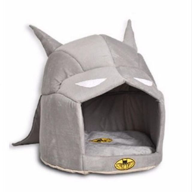 Batman cat bed, cat cave