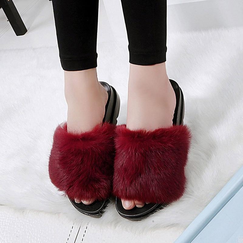 560a80f0e794 Jookrrix-2018-Fashion-Brand-Girl-Slipper-Plush-Platform-Shoes -Women-Lady-Slippers-Slip-On-Slides-Lady.jpg