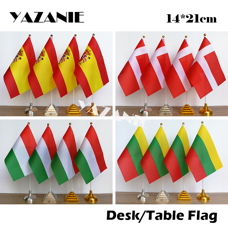 3m long with 10 Flag World Romani Congress Polyester Flag Bunting