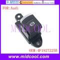 Nuevo Poder Interruptor Del Freno de mano del Freno de Estacionamiento Electrónico uso OE NO. 4F1 927 225B/4F1927225B para Audi A6 4F C6